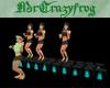 Skully Dancing Girls 2