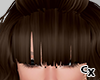 Addon Bangs 2 | Brown
