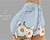 $ (Flower)Shorts : RL