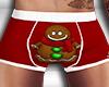 Xmas Red Boxers