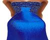 Blue Erikilia Gown