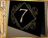 I~Table 7 Card