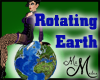 MM~ Rotating Mini Earth