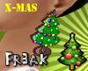 [F] Christmas tree