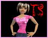 *Pink Tee N Jeans