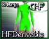HFD Halfsuit X-Large