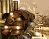Steampunk engines