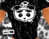 ~ED~ Panda Shirt