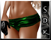 #SDK# Green Sexy Pants