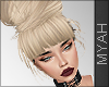 & Liu Hair Bow Blonde