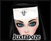 Sexy Nun Pvc Headdress