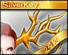 § 24k Fine Gold Antlers