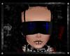[zuv.]blindfold blue