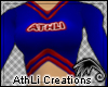 L~AthLi Cheer Top