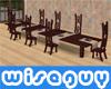 -WG- Tikal Dining Table