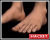 H@K Realistic Feet M