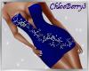 Maria Dress Blue