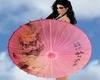 Asian Umbrella & 5 Poses