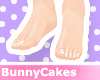 Cute Flat feet
