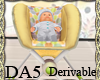 (A) Infant Bed Baby 3