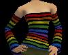 Rainbow Stripped