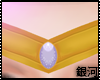☾ Saturn tiara