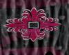 Pink Passion WALL CLOCK