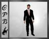 BlackTux Pink Tie