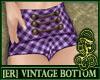 [ER] Vintage Bottom Prpl