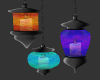 Vieux Carre Hanging Lamp