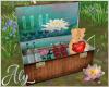 Water Lilies Picnic Bar