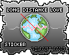 . long distance love