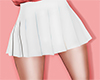 Cute Skirt RL e White