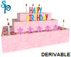 (S) Birthday Cake