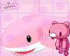 ♡ Shark Pink ♡