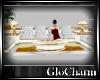 Glo* LeatherSofaSet~W/G