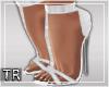 [T] Sparkle Silver Heels