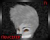 M! White Wolf M Hair 1