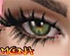 +MONA+ Sexy Hazel Eyes