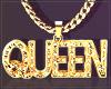 !Female Queen Necklace