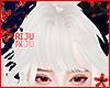 [九尾狐] hair 2 White