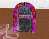 Animated juke box
