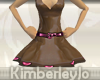 Chocolate Delights Dress