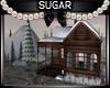 Christmas Log Cabin 2
