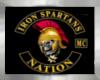 iron spartan floor show