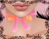 Pastel Bow Collar