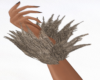 {C} Cavewoman cuff