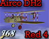 J68 Airco DH2 Red 4