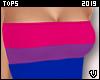 V| Bisexual Pride RLL