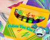 W! Edible Crayons [F]